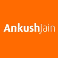 Ankush Jain - Logo