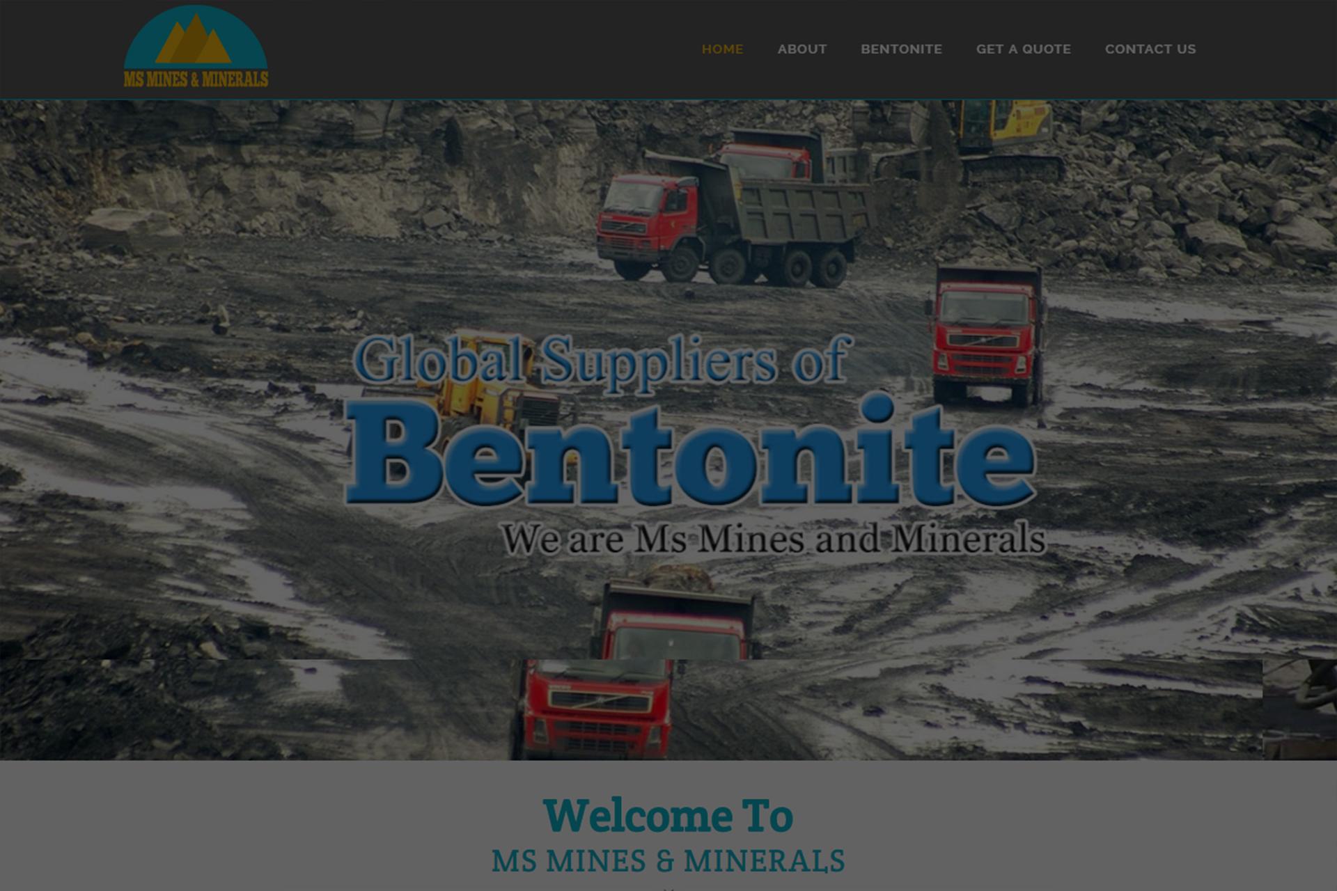 MS Bentonite