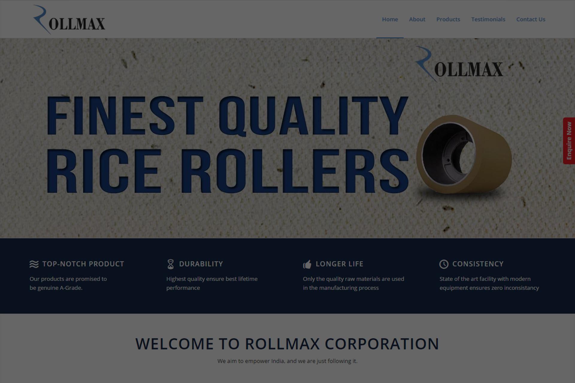 Rollmax Corp