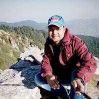 Kapil Hans - Web Developer - at Om Ak Solutions
