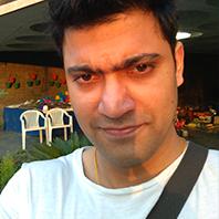 Rajesh Gera - GRAPHIC DESIGNER - at Om Ak Solutions