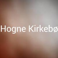 Hogne Kirkebø - Logo
