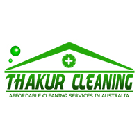 Thakur Cleaning - Logo