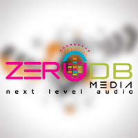 ZerodB Media - Logo