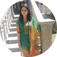 Neha Sharma - Research Coordinator - at Om Ak Solutions